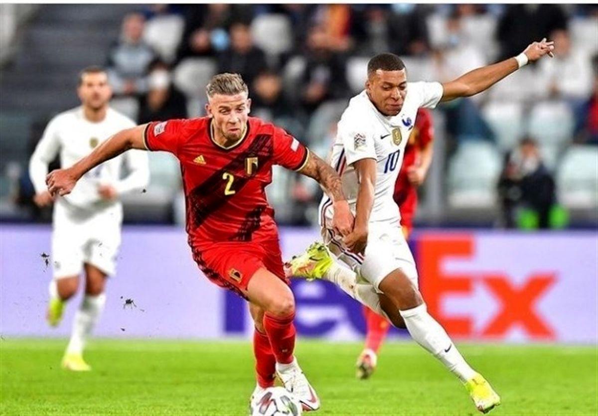 لیگ ملتهای اروپا  فرانسه با طوفان یک نیمهای، حریف اسپانیا در فینال شد