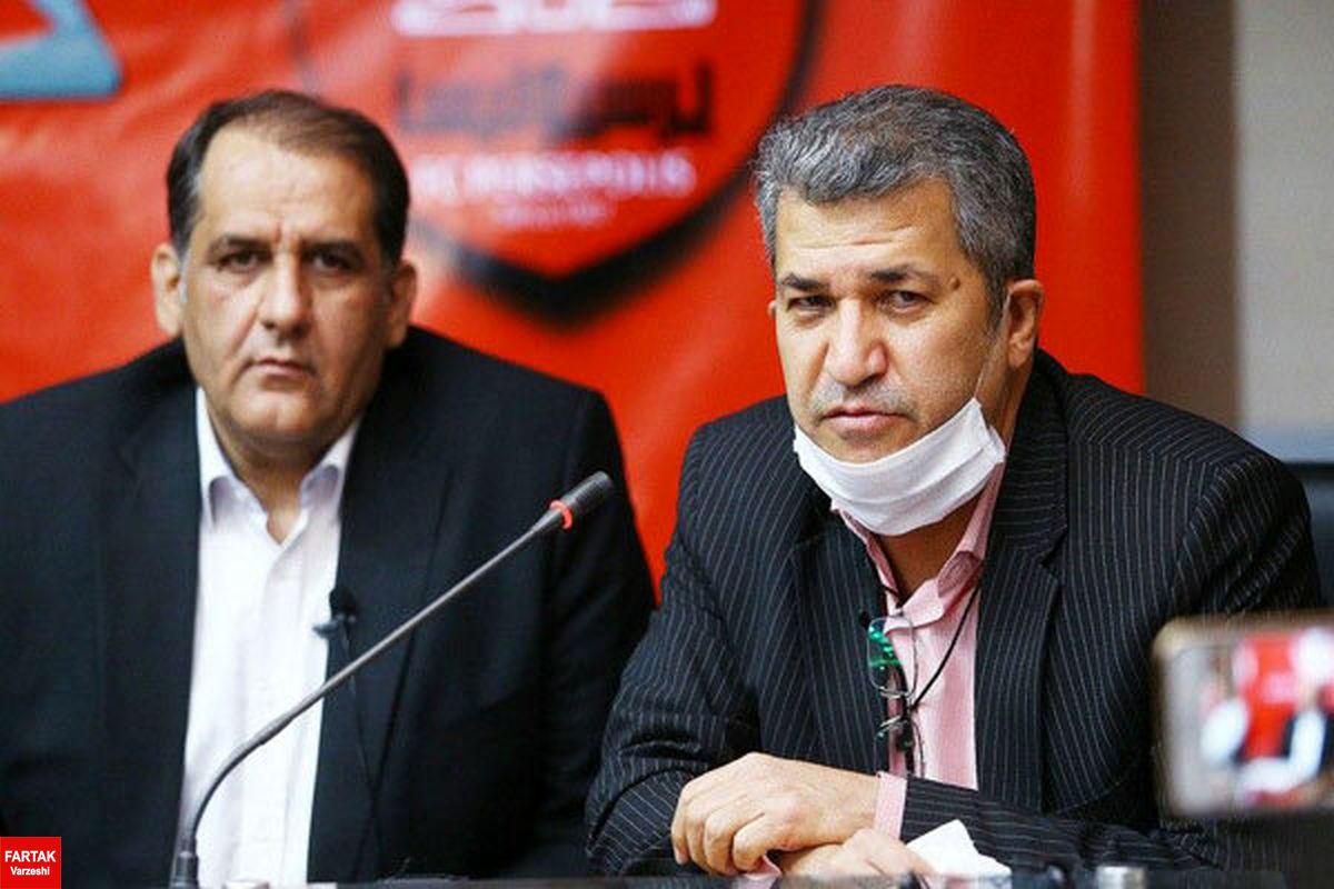 مخالفت وزیر ورزش با استعفای عضو هیات مدیره پرسپولیس
