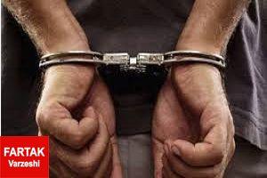 عاملان دستبرد به یک هوادار انگلیسی به دام پلیس افتادند