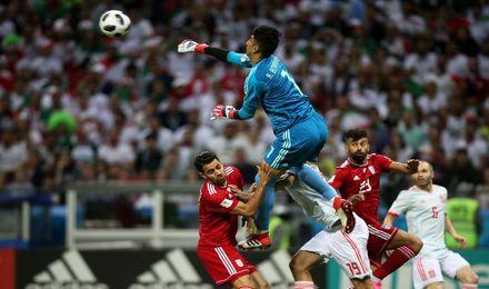 بیرانوند در تیم منتخب جام جهانی از نگاه گاردین