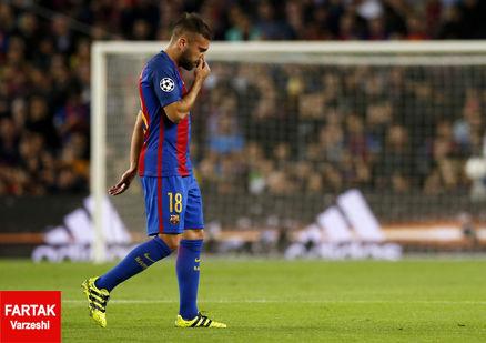 با حضور در میلان؛ هجوم سارقان به خانه مدافع بارسلونا