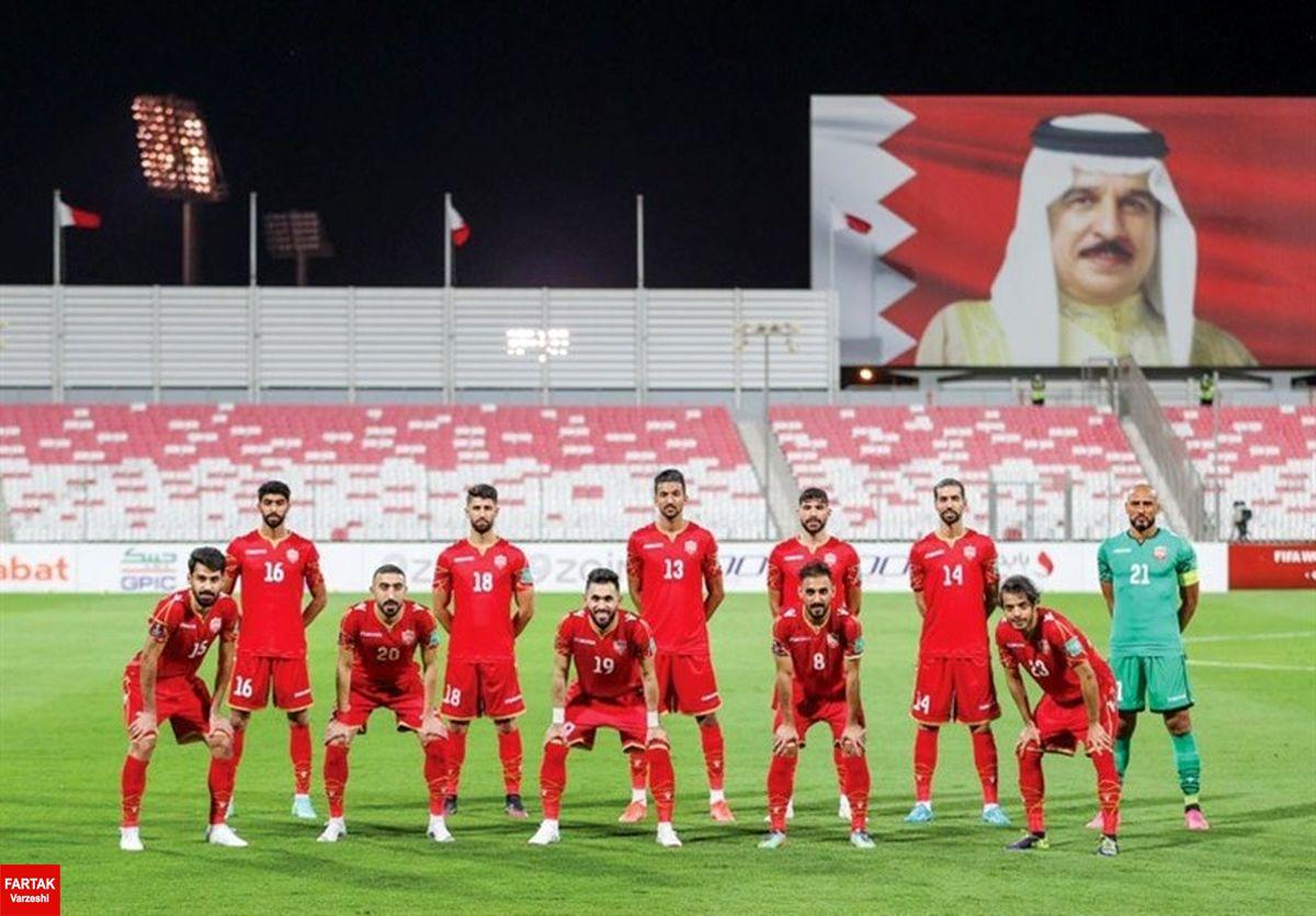 ترکیب تیم ملی بحرین برای بازی با ایران مشخص شد