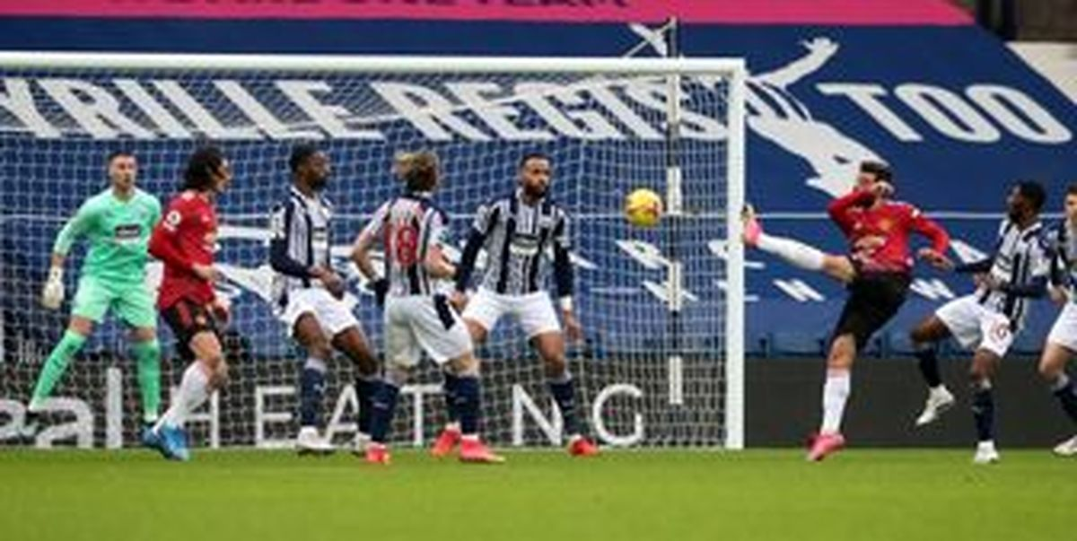 ناکامی منچستریونایتد در لیگ برتر انگلیس