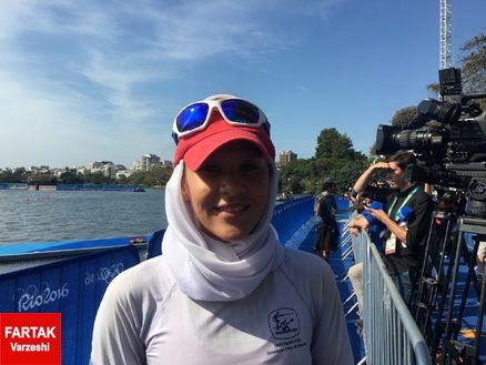 چهارمی جاور در مرحله گروهی قایقرانی المپیک ریو