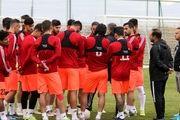 ریکاوری بازیکنان تراکتور در بازگشت به تبریز