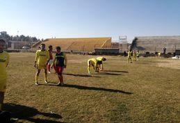 تصاویر اختصاصی از تمرینات امروز تیم ستارگان کرمانشاه