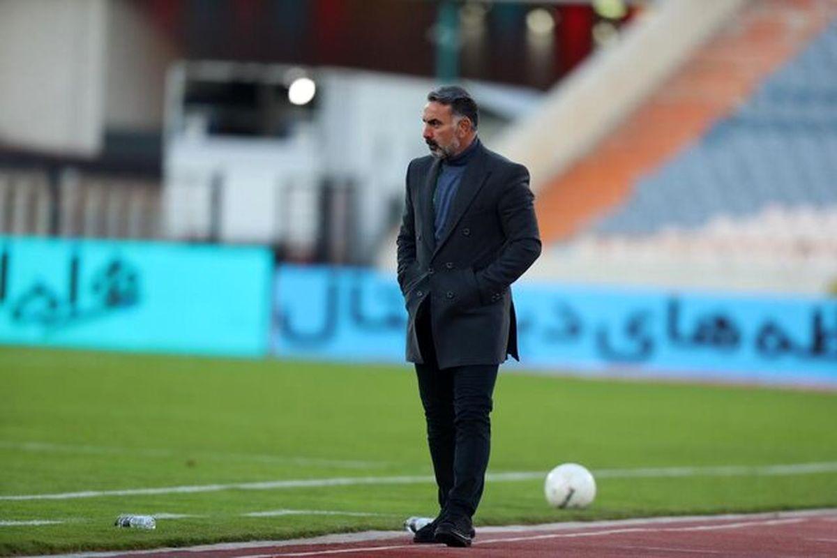 فکری: میخواهیم دست پر از اصفهان برگردیم