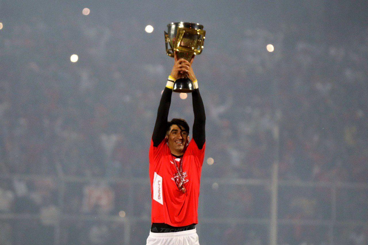 کالدرون: بیرانوند باعث افتخار فوتبال ایران است
