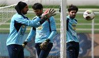 کی روش و دو جام جهانی بدون انتخاب گلرهای آبی