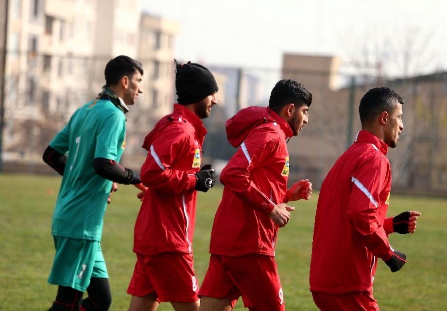 برگزاری جلسه ای بین نمایندگان باشگاه پرسپولیس با اسپانسر البسه