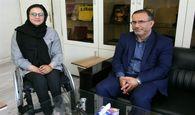 واکنش رئیس فدراسیون تیر و کمان به حذف زهرا نعمتی