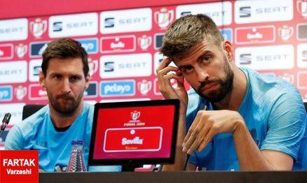 میدانستم مسی میتواند در پایان هر فصل بارسلونا را ترک کند