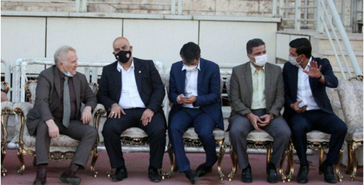 محمد علیپور: برانکو ۵ ساعت هم مهلت نداد!