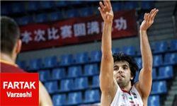 ملیپوش بسکتبال: بازی مقابل تیم بزرگ یونان استرس میآورد/ تجربه خوبی بود