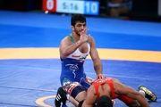 کشتی قهرمانی آسیا| عنوان نخست ایران در ردهبندی تیمی