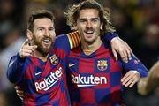 بارسلونا موفق به شکست ختافه شد