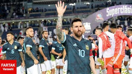 مسی: همیشه پیروزی برابر برزیل زیباست