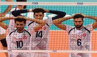 اعلام برنامه بازیهای ایران در لیگ ملتهای والیبال 2019