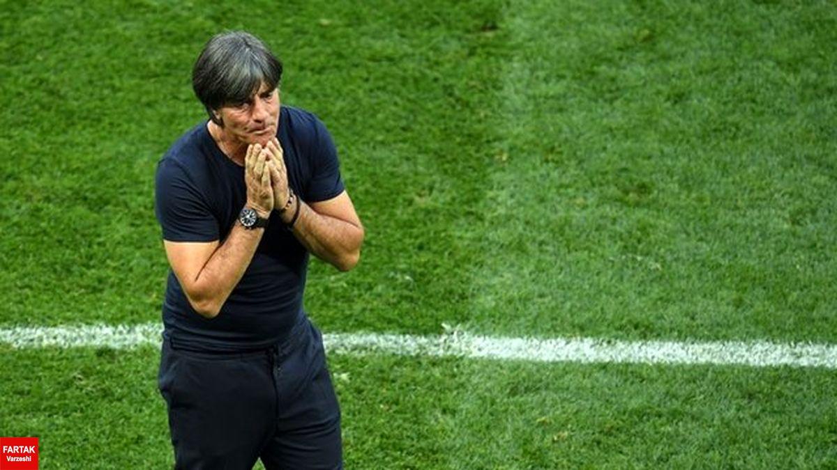 جدایی قطعی لوو از تیم ملی آلمان بعد از یورو