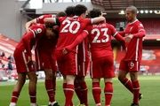 هفته سی و چهارم لیگ انگلیس| لیورپول فاتح بازی حساس با منچستر
