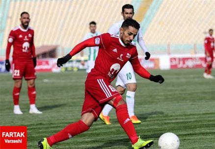 فخرالدینی: پرسپولیس تیم خوبی است ولی ما هم شانس خوبی برای قهرمانی داریم