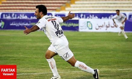 غلامرضا رضایی: مستحق پیروزی مقابل تراکتور بودیم
