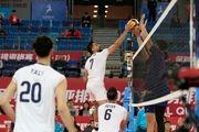 پیروزی راحت تیم ملی والیبال ایران مقابل چینتایپه