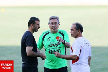 مصدومیت سید جلال برانکو را به هدفش رساند