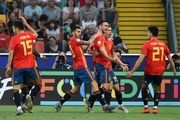 اسپانیا قهرمان رقابتهای فوتبال زیر ۲۱ سال اروپا شد