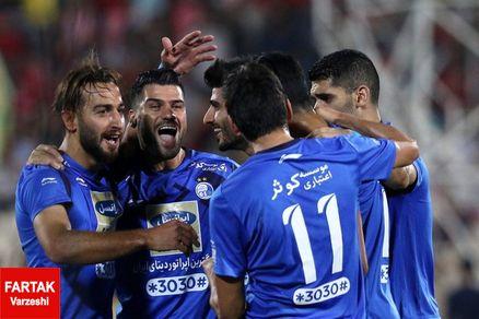 برترین بازیکنان هفته سوم لیگ هجدهم/بیشترین نماینده از استقلال