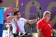رحیمی رکورد پارالمپیک را شکست
