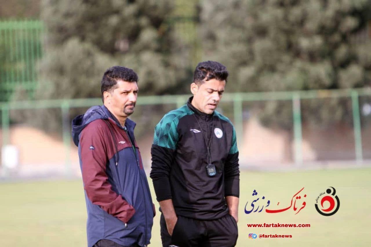 ذوب آهن اصفهان -مجتبی حسینی