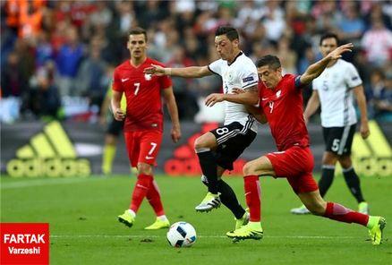 ترکیب تیم های مدعی یورو اعلام شد