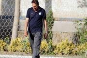 سرمربی استقلال خوزستان: مبعلی گفت قصد بازی کردن ندارد