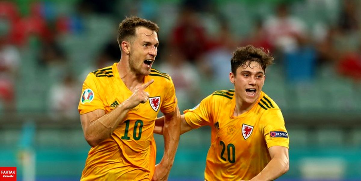 یورو 2020|برد ارزشمند ولز مقابل ترکیه با درخشش گرت بیل