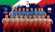 با کسب ۷ مدال؛ تیم ملی کشتی آزاد ایران روی سکوی سوم جهان