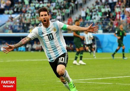 دخالت های عجیب لیونل مسی در تیم ملی آرژانتین