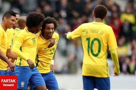 فدراسیون فوتبال برزیل اعلام کرد/ تور جهانی برزیل ادامه دارد