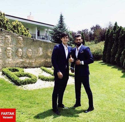 دو لژیونر از لباس اعزامی تیم ملی را رونمایی کردند