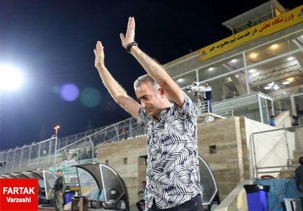 کمالوند: گل تیم گلگهر، برنامههای ما را بههم زد
