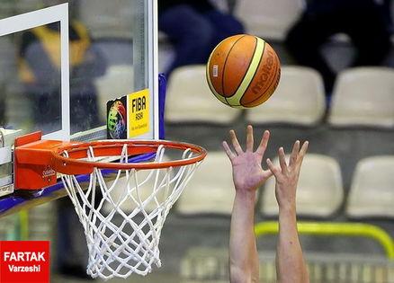 کرمانشاه میزبان مسابقات بسکتبال منطقه 6 کشور