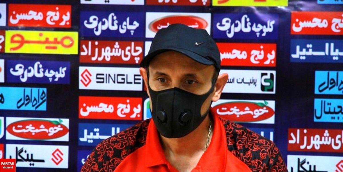 زمان نشست خبری گلمحمدی قبل از بازی با استقلال تاجیکستان مشخص شد