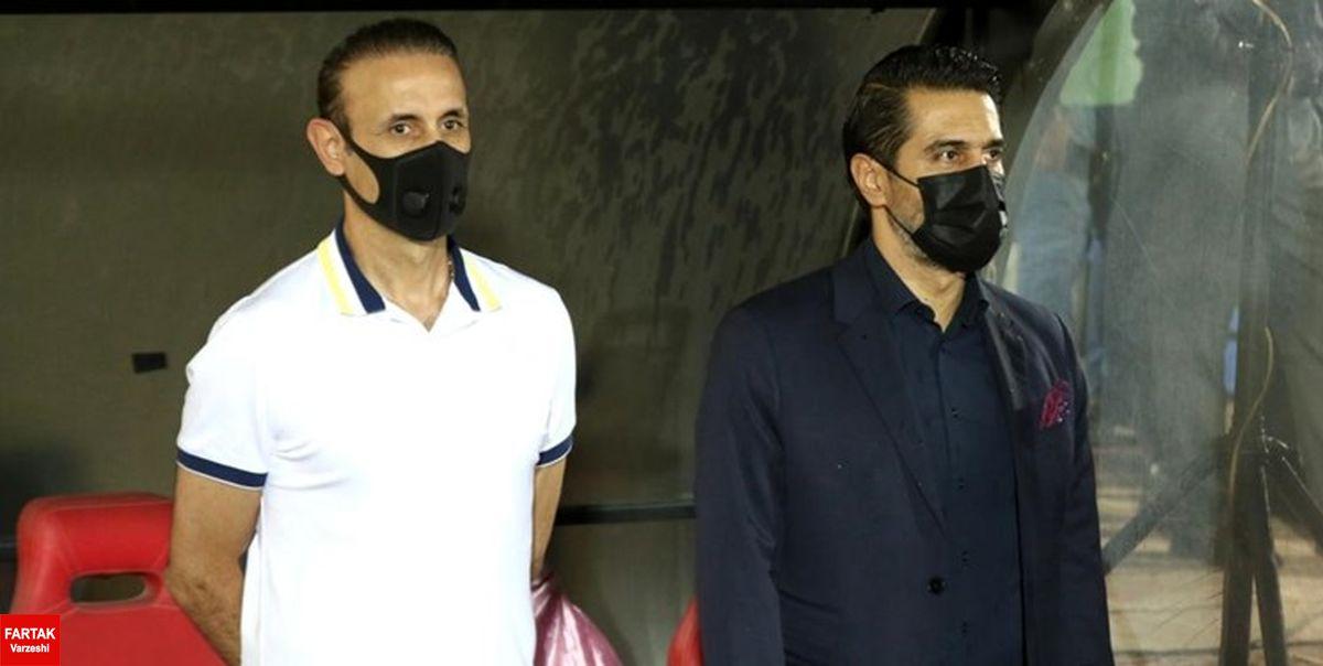 گل محمدی به باشگاه پرسپولیس لیست خرید داد
