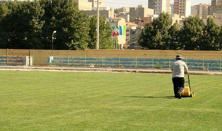 اعتراض باشگاه سپیدرود به شرایط نامناسب ورزشگاه تختی ارومیه