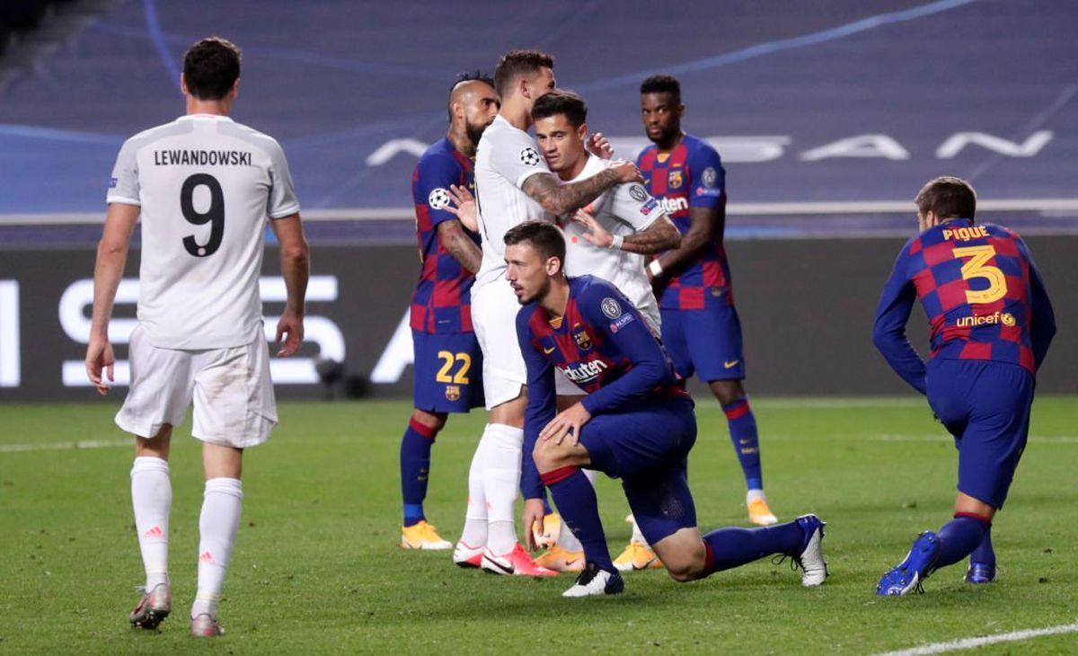 ترمیم برند زخم خورده بارسلونا