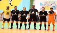 گزارش تصویری دیدار شهروند ساری و سپاهان اصفهان