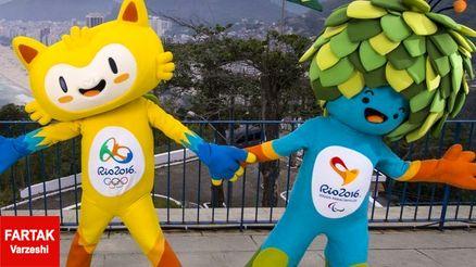 آمریکا رکورد شکست! 555 ورزشکار در المپیک ریو!