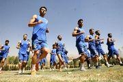 گزارش تمرین استقلال| بازگشت مربی آبیپوشان و گوشزد کردن نکات فنی مربیان به بازیکنان