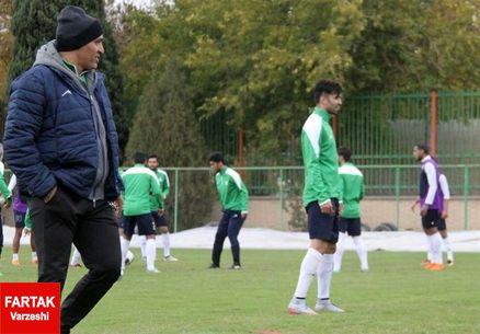 تشریح آخرین وضعیت باشگاه ذوب آهن از زبان منصوریان