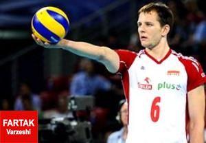 پاداش والیبالیست های لهستان در المپیک اعلام شد